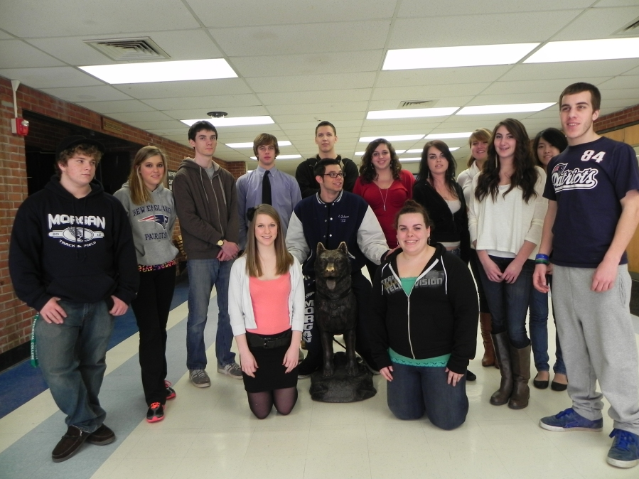 The Morgan PawPrint Staff