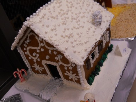 Gingerbread House 8