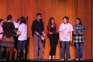 Poetry Out Loud 2013