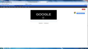 print screen of google
