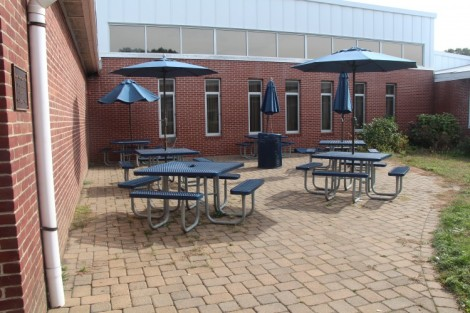 Senior Courtyard