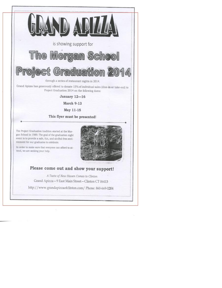 Grand Apizza PG 14 Flyer