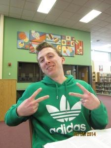 Matt Granfield, Senior