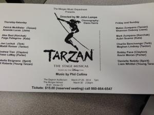 Tarzan Cast List