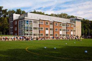 Lasell College Image via metriccorp.com