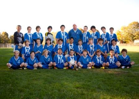 boys posed team 5x7