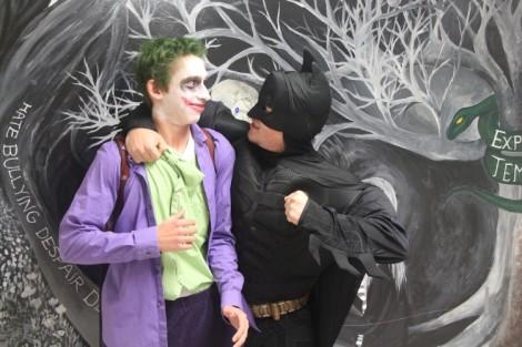 Joker and Batman Seniors