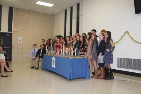 National Honors Society 2014