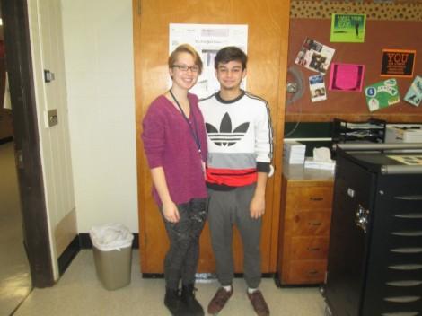 Ben and Tasha