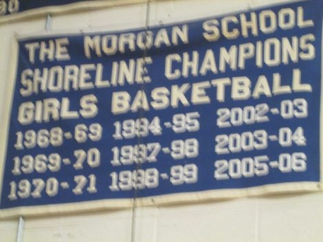morgan girls basketball