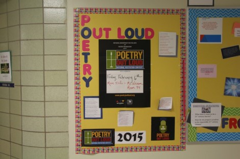 Poetry Out Loud 2015
