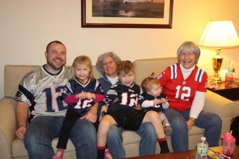 Patriots Family