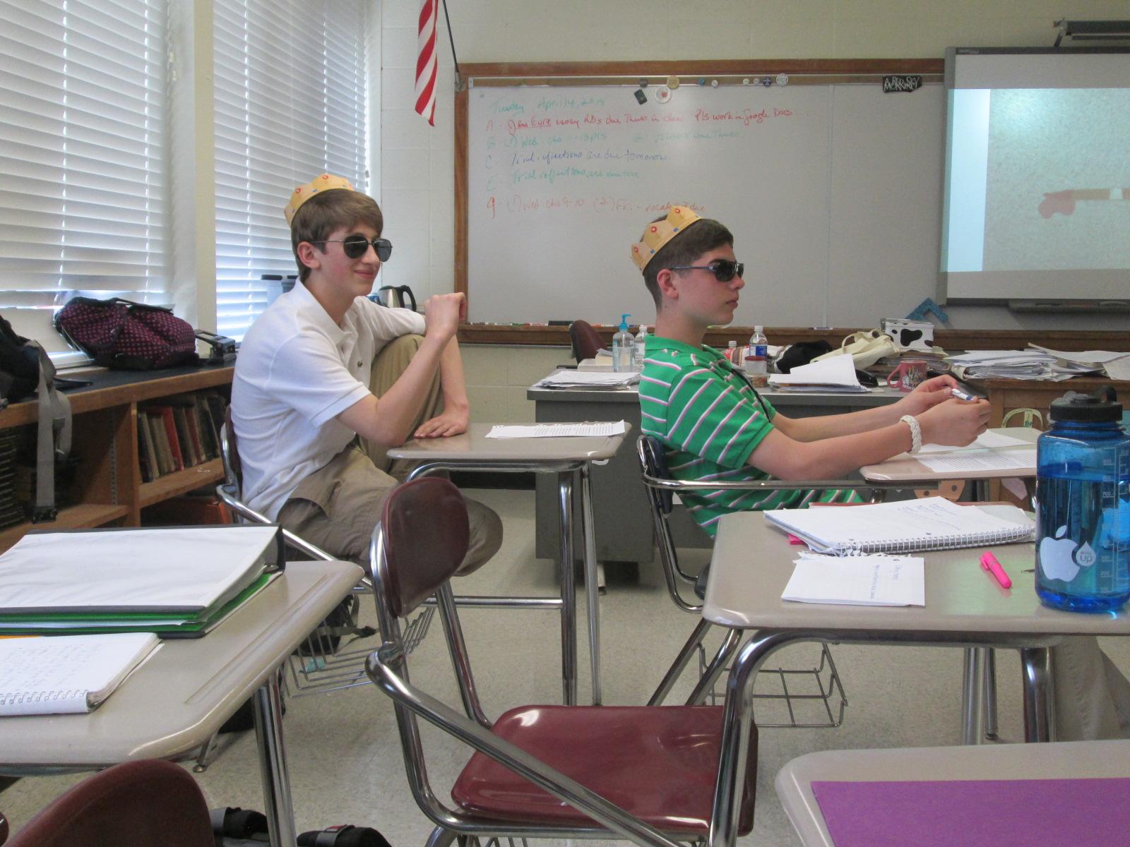Freshman Honors English?