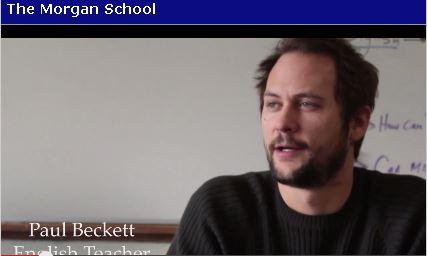 Beckett Morgan Independent Film