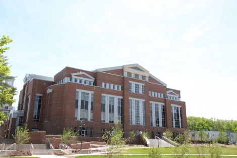 Collegiate building