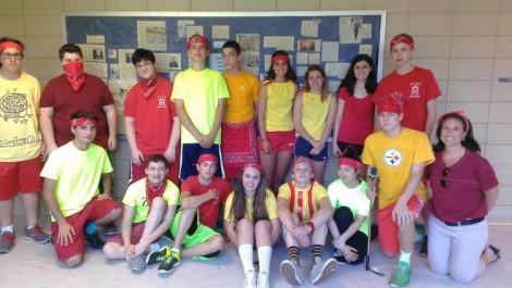 Mrs. Petersons F period Spanish