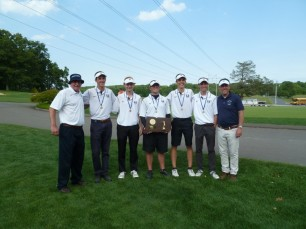 Golf 2015 State Champs