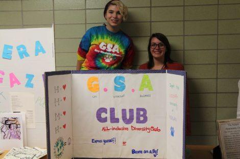 GSA atClub Fair