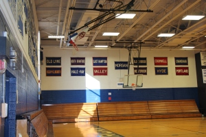 Gym A in the Old Morgan