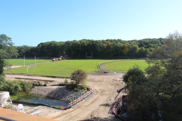 Fields for sports