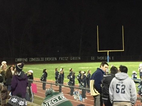 football senior night