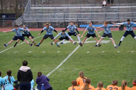 powderpuff cheerleaders