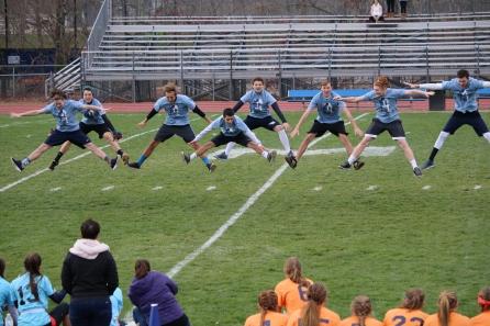 powderpuff cheerleaders