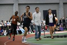 Michael F- Indoor track
