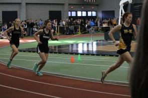 Issy Ranaudo Indoor Track