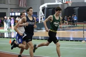 Brett Martin Indoor Track