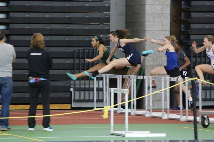 Kate M Indoor Track