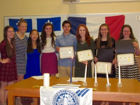 French Honors Society