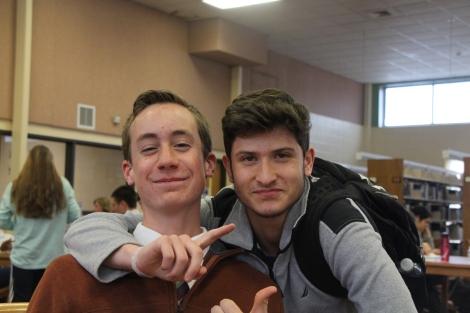 Aidan and Jarett