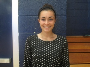 Courtney Carroll - James Madison University.