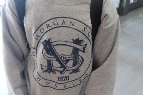 Morgan School logo