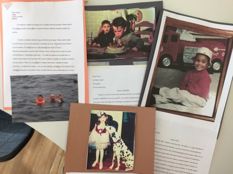 Spanish Projects- stories