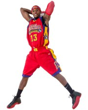 DP Team member of the Harlem Wizards
