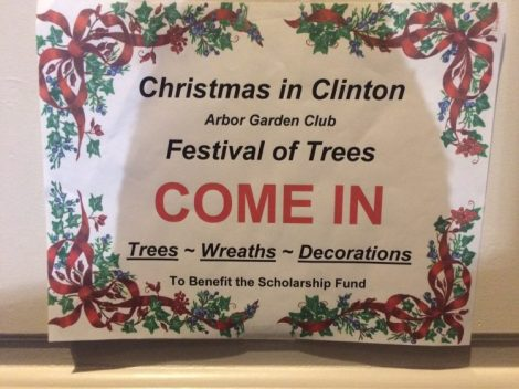 Christmas in Clinton