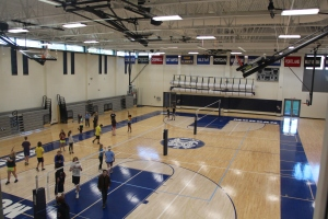 Gym at the new Morgan