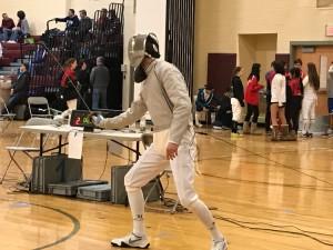 JV Fencing Tournament 5
