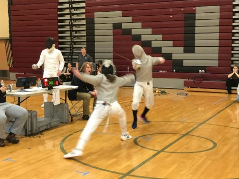 JV Fencing Tournament 1