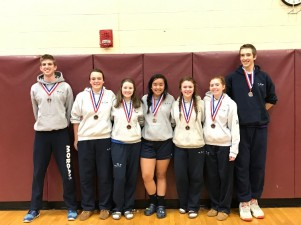 JV Fencing Tournament 4