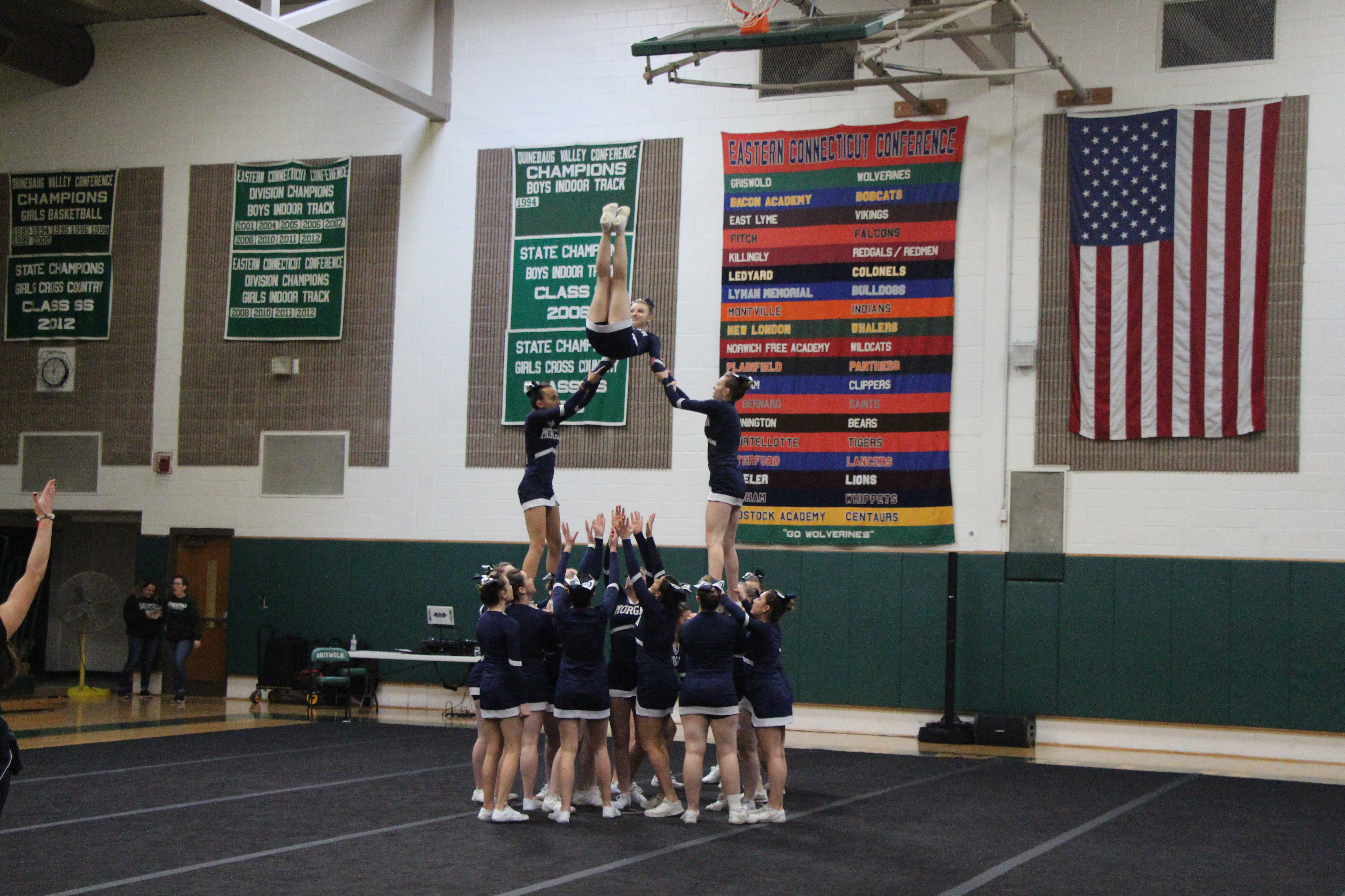 5184 X 3456 In Morgan Cheer Takes 2nd Competition