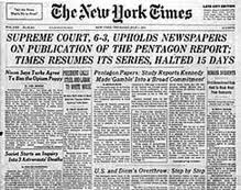 Image result for new york times co v united states