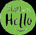 StartWithHello_logo